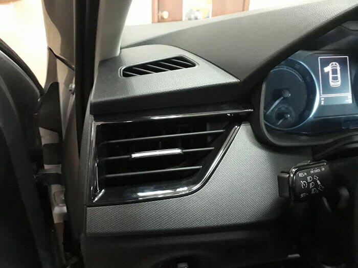 чистка воздуховодов автомобиля