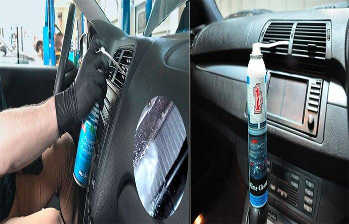 система вентиляции автомобиля